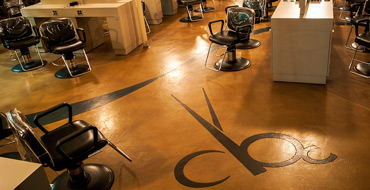 Salon Floor
