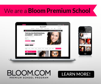 bloom school ad